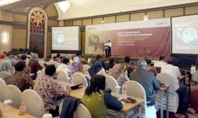 Risma Paparkan Pentingnya Saluran Pembuangan Air dalam Rapat Koordinasi KOTAKU