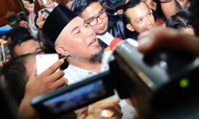 Al Ayah Ditahan Karena Dizholimi