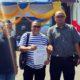 OPTIMIS : M Sa'i Rangkuti, SH.,MH, Beni Syahputra, SH, Rahmad Makmur, SH.,MH dan Sonang Basri Hasibuan, SH.MH, Masing-Masing Para Pengacara di Law Office M. Sa'i Rangkuti & Assosiates, usai meminta perlindungan hukum dan melapor ke Polrestabes Surabaya (fan)