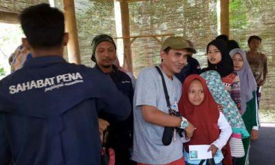 Sahabat Pena Out Bond Bersama Anak Yatim Yayasan Al Ashar