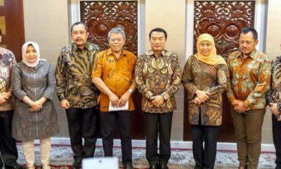 Hadapi Covid-19, DPRD dan Gubernur Jatim Sepakat Kucurkan Dana Rp 360 M