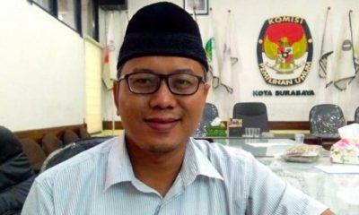 Surabaya Covid-19 KPU Surabaya Pastikan Jadwal Pilkada Tak Berubah