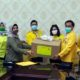 Jajaran Fraksi Golkar DPRD Surabaya
