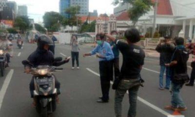 Jurnalis Surabaya Lawan Covid-19, Ketua DPRD Semua Elemen Harus Bersatu
