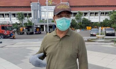 Positif Covid-19 Menjadi 208 Kasus, Pemkot Surabaya Dorong Warga Lakukan Mitigasi