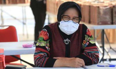 Risma Imbau Warga Surabaya Tak Mudik Tahun Ini