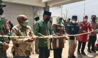 Wali Kota Malang Dampingi Gubernur Khofifah Resmikan UPT Pelatihan Diskopukm